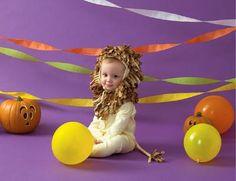 Too cute! I love halloween costumes on babies.
