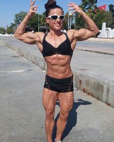 Big Biceps Girls : Photo