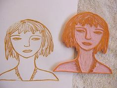 Carve Your Own Rubber Stamp Tutorial