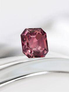 A very rare 1.70ct Fancy Purplish Red diamond
