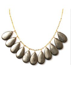 The Ivory Necklace by JewelMint.com, $89.97