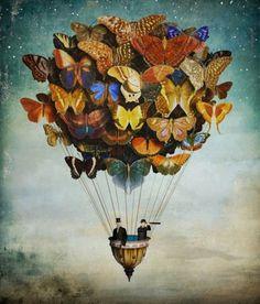 Looking forward to the Balloon Fiesta in Albuquerque, New Mexico October 5-13