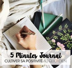 5 minutes journal – Good Vibes Only Vie Positive, Positive Mind, Positive Attitude, Positive Vibes, 5 Minutes Journal, Bujo, Organization Bullet Journal, Bullet Journal Printables, Miracle Morning