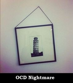 If you are not OCD, this might make you OCD.