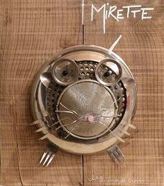 Attention, il y a une taupe  dans votre cuisine ....