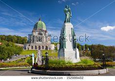 Quebec Oratoire Saint-Joseph Montréal Photos et images de stock   Shutterstock