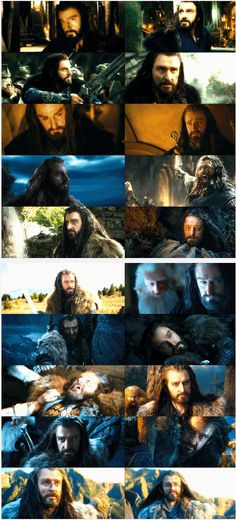 Thorin Oakenshield, King under the mountain, King of my heart