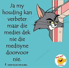 Haha Afrikaanse Quotes, Work Quotes, Haha Funny, Pikachu, Funny Quotes, Resin Furniture, Fictional Characters, Life, Humor