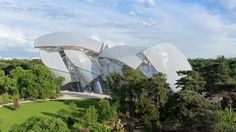 LVMH's Foundation Louis Vuitton Museum Set to Open This October