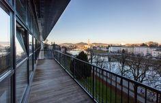 Loft Salzburg - Mitten in Salzburg befindet sich das LOFT: Ihre Event-Location mit spektakulärem Ausblick.  Von privaten Veranstaltungen, Galadinners, Pressekonferenzen bis hin zu Betriebsfeiern oder Hochzeiten.