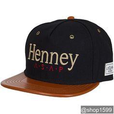 e1987c3715fce Cayler   Sons Cap Henney black cognac Dope Hats