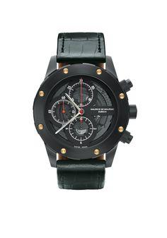 Stunning watch from a collection at Maurice de Mauriac. Swiss made watch from Zurich. http://www.mauricedemauriac.ch/home.php