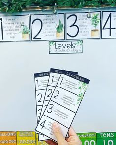 """Courtney W on Instagram: """"🌿levels of understanding🌿 I love using a 1-4 system for levels of understanding. Students decide where they are in the learning process and…"""" Classroom Decor Themes, Classroom Design, Future Classroom, Classroom Organization, Classroom Ideas, Organization And Management, Classroom Management, Beginning Of Year, Levels Of Understanding"""