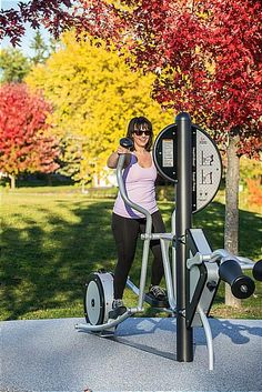 Be #Fitness forward with your new #Recreational Space with great #HealthBeat equipment by #PlayLSI