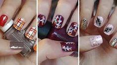 Fall Nail Art!