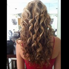Prom hair? maybe :)