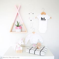 How sweet are all gorgeous girl's nursery things? So many wonderful Instagram stores here make sure you have a look! #whitefoxstyling