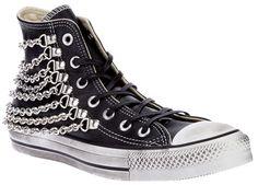 Converse Limited chain detail hi-top thestylecure.com