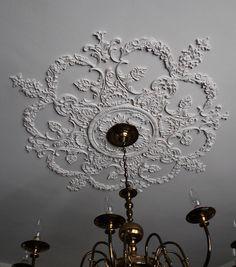 Custom Ceiling Medallion by RenaissanceOrnamental.com
