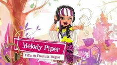 "Melody Piper ""Filha do Flautista Mágico"""