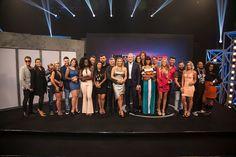PARAÍSO DAS BARANGAS: Power Couple Brasil: Power Couple Brasil: Roberto Justus apresenta os 11 casais que participarão da segunda temporada