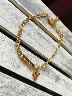 Arrow Necklace, Jewelry, Gold Plating, Bangle Bracelets, Jewels, Accessories, Jewlery, Jewerly, Schmuck