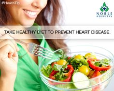 To prevent heart disease ensure that salt intake is reduced, replace unhealthy food like oily and deep fried with more healthy meals like fresh fruits, vegetables, pulses. Completely avoid food like chips, processed, preserved food as they contain saturated and trans-fat that could lead to heart problems. Always start your day with a healthy breakfast like oats, fruit salad etc. #HealthTip