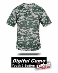 4de683c23dbc5 Digital Camo Performance B-Core Shirt by Badger Sports Style Number: 4180