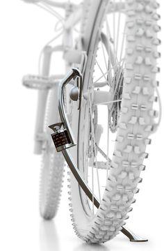 Genius Bike Stand lock