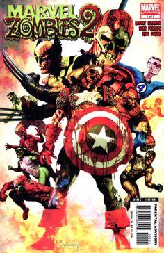Marvel Zobies [Español - Completo]