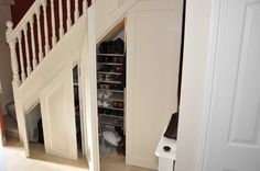 Under Stairs Storage Solutions | Home Furniture Solution