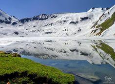 Dudipatsar Lake Kaghan Valley Pakistan | By Mobeen Mazhar [1000x731]