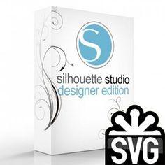 Free SVG Files for Silhouette Cameo and Silhouette Studio Designer Edition