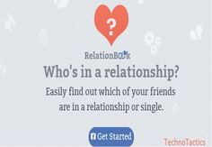 How to Find Facebook Relationship Status of All Your Friends    Read more: http://www.technotactics.in/#ixzz20tEQx4Jp