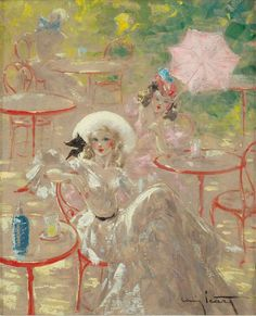 Louis Icart, French