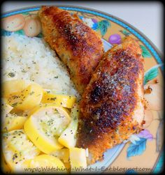 cajun perch ~ fish friday. Always need good ways to make fish during lent.