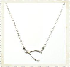 Brooklyn Wish Necklace #jewelry #BrooklynDesigns