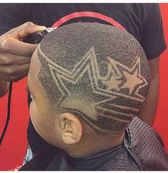 Star design cut