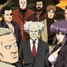 Ghost in the Shell 2nd Gig