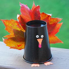 4 Easy Thanksgiving crafts for kids