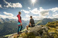Dann ab ins ADLER INN Mountain Resort, Bergen, Mountains, Nature, Travel, Summer Vacations, Longing For You, Eagle, Naturaleza