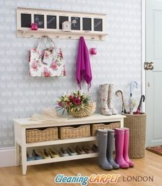 Tips for cosy hallway area http://www.cleaningcarpet-london.co.uk/blog/the-hallway-area-make-it-really-cosy/