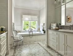 Marcus Design: {bathroom inspiration: the panelled tub