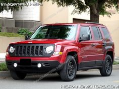 JEEP PATRIOT ANGRY 2014