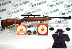 Carabine a plombs,Stoeger X5 bois, Pack Target #categorieB #carabinesaplombs #stoegerx5bois