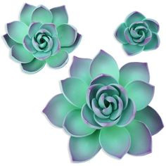 - Beautiful life-like purple gum paste succulents make the most gorgeous cake toppers for weddings, showers, and other special events. Although made from completely food safe materials, the succulents