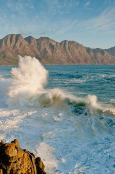 Learn more about the South African coastline. #travel #ocean #meetsouthafrica