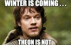 Game of Thrones- Theon