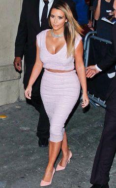 Kim Kardashian.(E!Online ).