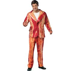 Men's Bacon Suit for Bacon Lovers!